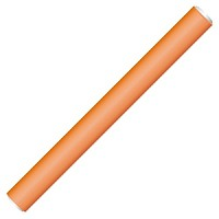 Hairway Flex-Wickler 18 cm orange